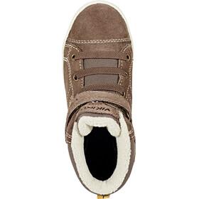Viking Eagle III GTX Shoes Junior Taupe/Mustard